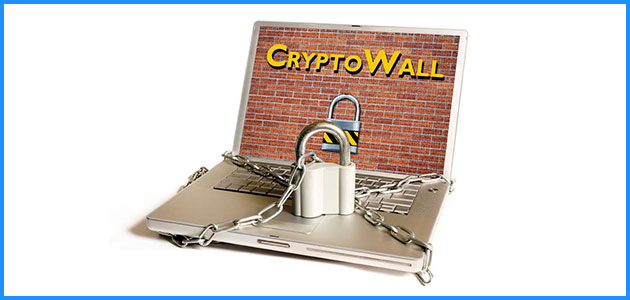 Laptop-Crypto-Wall