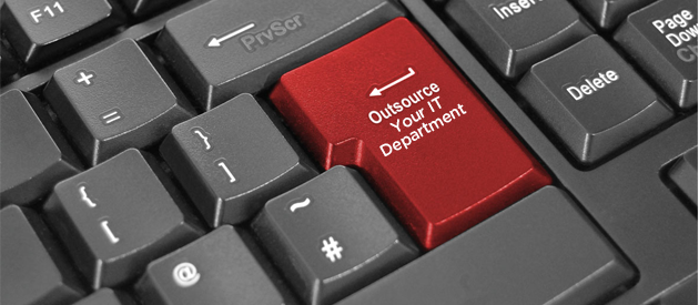 Outsource Your IT Department
