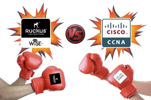 Cisco vs ruckus certification