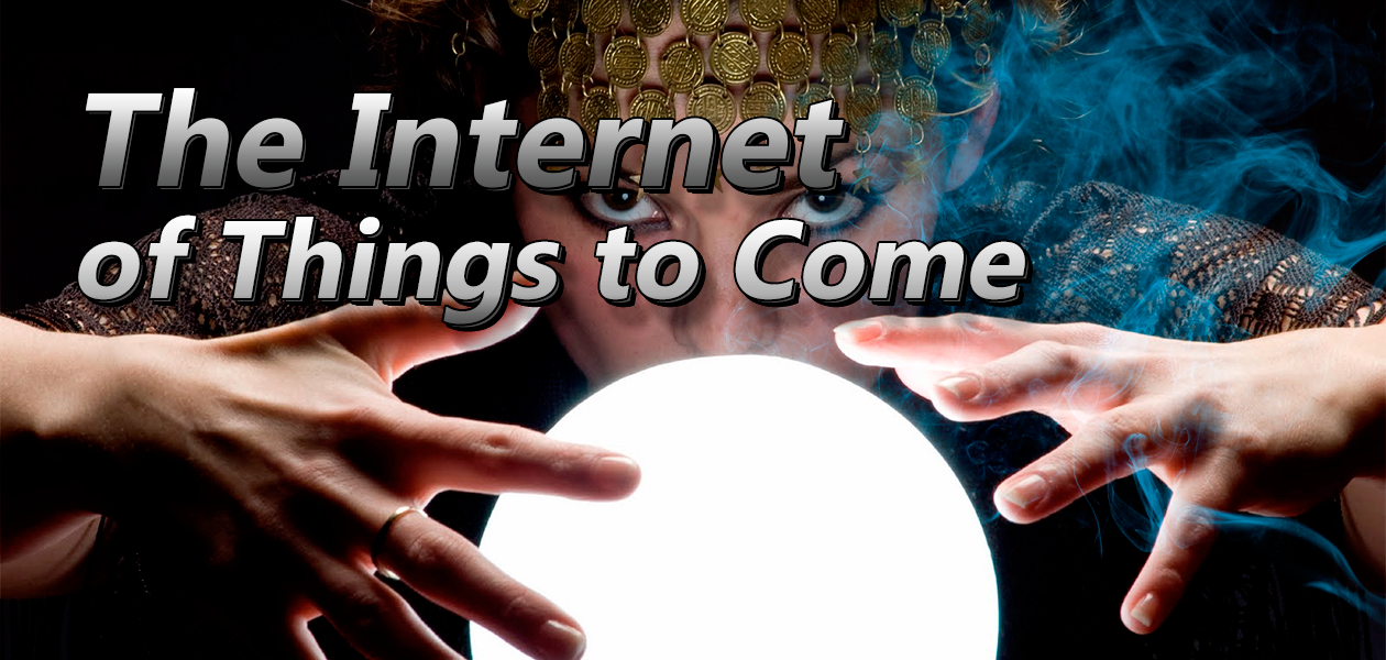 about the Internet of Things