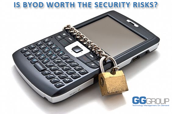 Are businesses prepared for BYOD?
