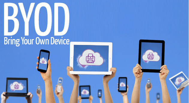 BYOD: Bring Your Own Device