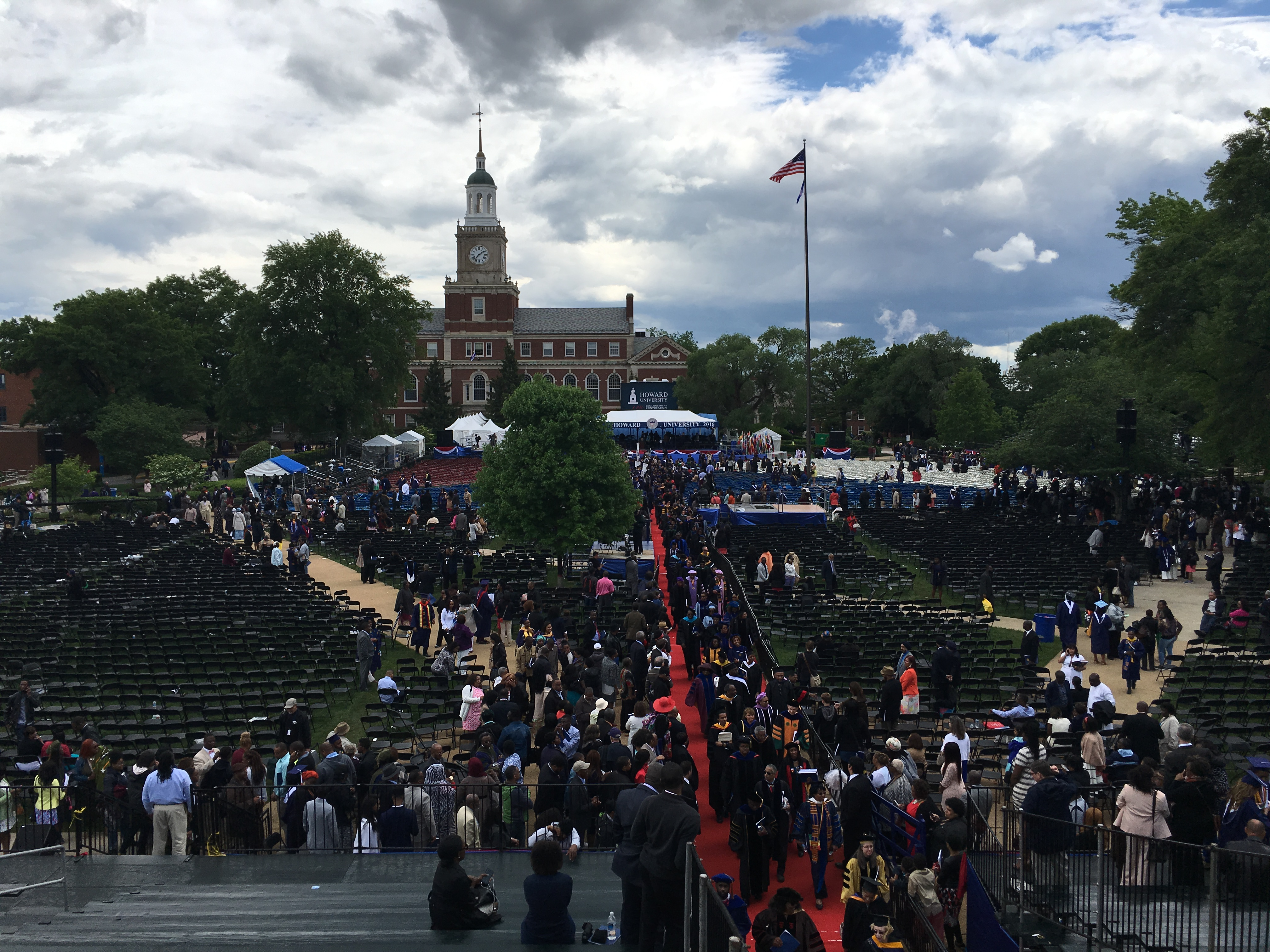 The Howard University Commencement Convocation